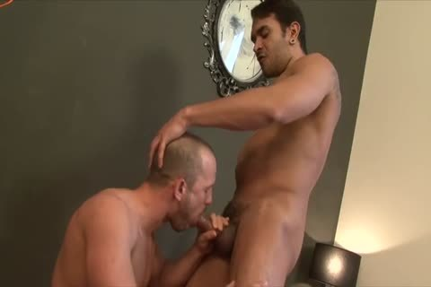 Lucio Saints And Max Duran Scene From piddled On