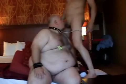 another Superchub Visits Me In Toronto, Canada