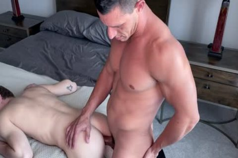 twink Son plows His old dude