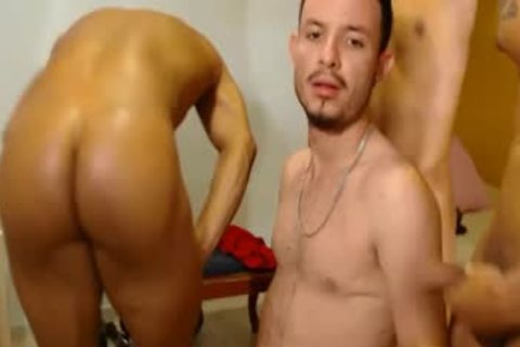 bunch rimming Live 4at On Cruisingcams.com
