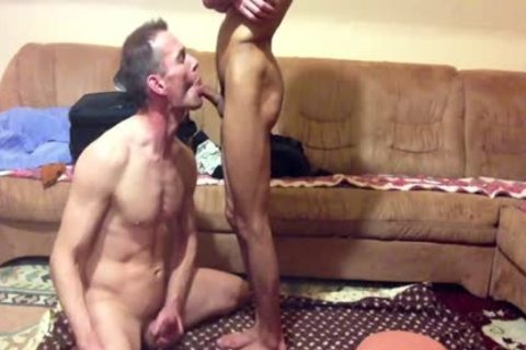 Ali 1 - Hung White chap fucks slutty Arab lad bareback & Cums In His butthole