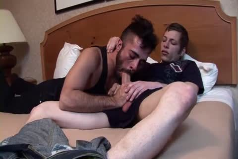 Swallowing Several Loads From His best Buddy