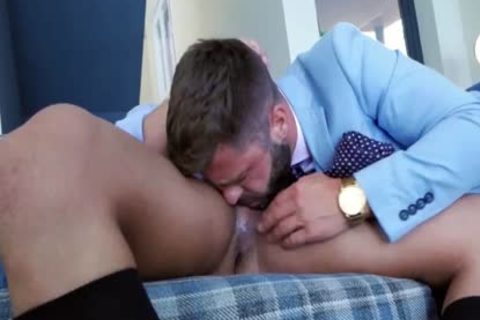 lucky new Student Nicholas Brooks acquire fucked By His Teachers Hector De Silva