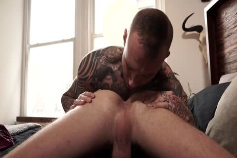 butthole Rammed bare - Dylan James pounds Drew Dixon