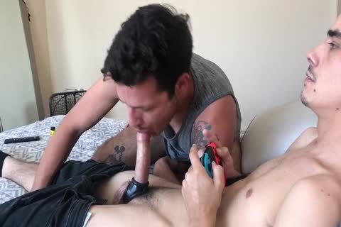 Gamer Wanted blowjob So I Swallowed Him