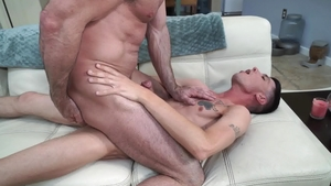 IconMale.com: Michael Stax is so hairy mature