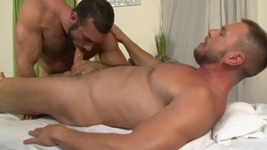 IconMale.com - Jaxton Wheeler and athletic Hans Berlin