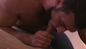 IconMale.com: Mature Rodney Steele blowjob cum