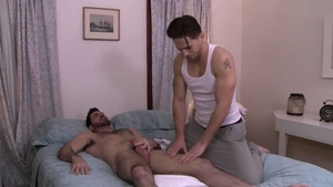 IconMale - Rough nailing escorted by hairy DILF Roman Todd