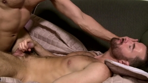 IconMale: Brendan Patrick playing with Rodney Steele