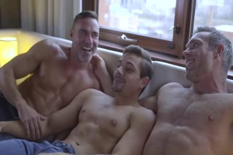 [CockyBoys] DP (Alex Mecum, Carter Dane, Manuel Skye)
