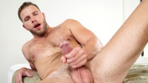 Next Door Male: Taylor Briggs is really hairy brunette
