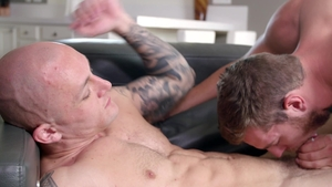 Next Door Originals - Facial with Carter Woods & Trevor Laster