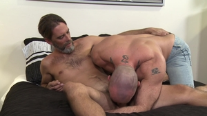Extra Big Dicks: Jessie Colter and Joe Parker rimming