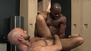 Extra Big Dicks: Gay Jessie Colter shows huge dick