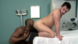 PrideStudios - Piercing Noah Donovan goes for slamming hard