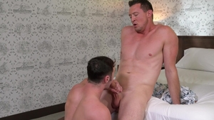 Falcon Studios - Hunk Pierce Paris enjoys greatly rough sex