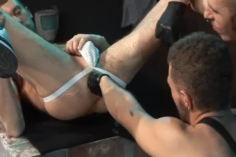 horny Skinhead Pigs urinate, fuck And Fist