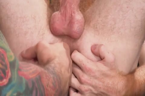 Hunk Doctor With Ginger