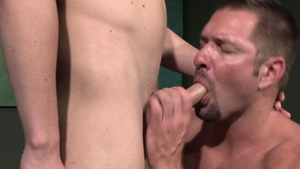 Raging Stallion - James Ryder fucked by Andrew Justice
