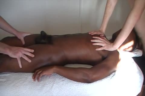 one more Four-Handed Massage Session
