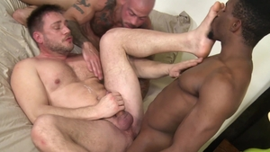 Pride Studios - Gay Sean Duran facial