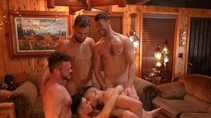 SeanCody: Athletic american gay Sean need masturbation