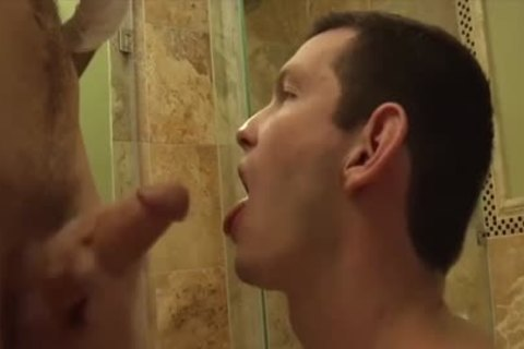 delicious Homie Doesnt Mind Jerking you Off
