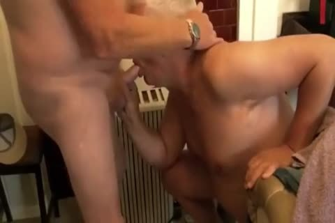 Daddy Bears three-some Have pleasure