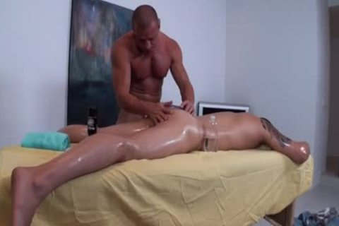 Tyler Saint homo Massage