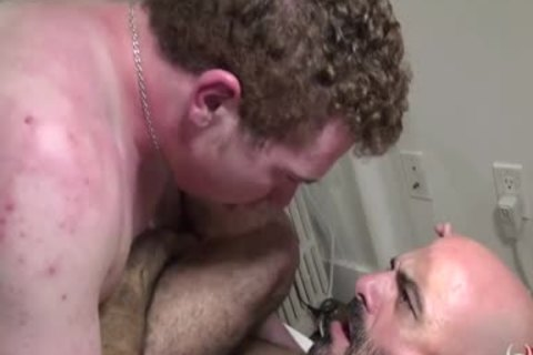 Adam Russo, Asher Devin & Carter Hudson - Spit Roasted Daddy